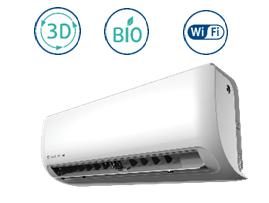 Кондиционер Systemair SYSPLIT WALL SMART 09 V2 EVO HP Q - монтаж бесплатно