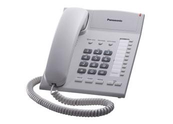 Телефон  Панасоник KX-TS2382RUW (белый)
