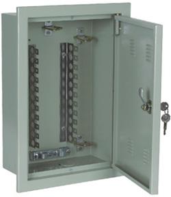 Шкаф встраиваемый металлический  WT-1077A