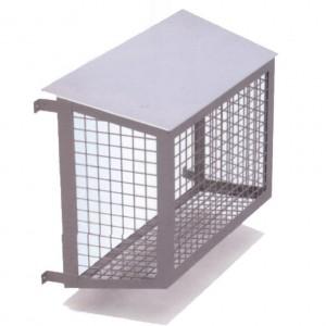 Купить Решетка кондиционера защитная разборная  РКЗ  800х600х530