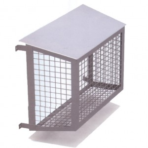 Купить Решетка кондиционера защитная РКЗ 970х570х850