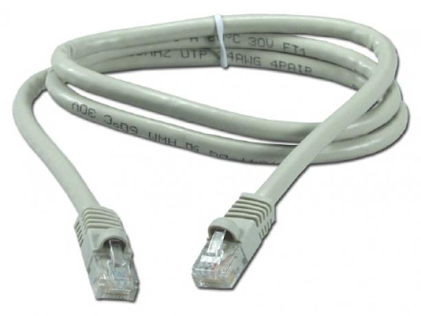 Патч-корд REXANT 18-1001 UTP RJ-45, кат.5е 1,0 м