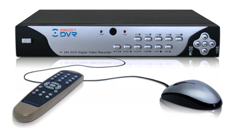 Купить Цифровой видеорегистратор BestDVR 803 Light NET-S