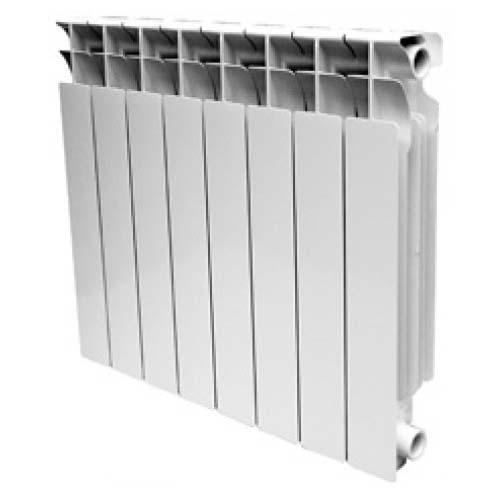 Радиатор отопления алюминиевый NEOCLIMA Praktica -500 (6 секций)