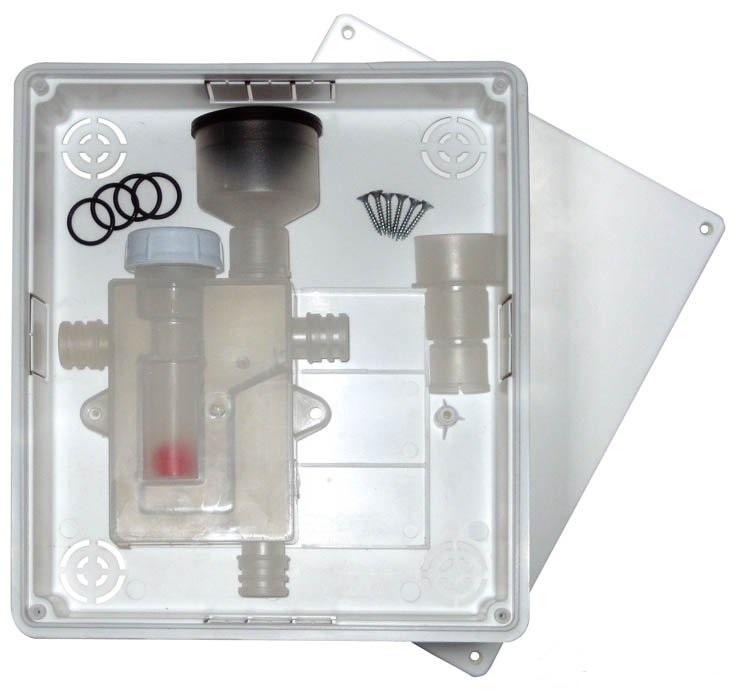 Сифон для отвода конденсата Vecamco