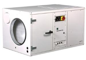 Осушитель воздуха Dantherm CDP 165 с конденсатором