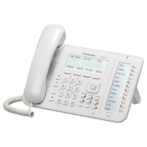 IP-системный телефон Панасоник KX-NT556RU