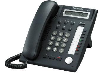 Цифровой системный телефон Панасоник KX-DT321RU_B