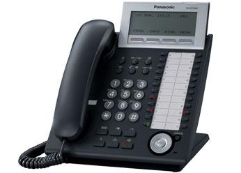 Цифровой системный телефон  Панасоник  KX-DT346RU_B