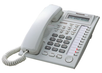 Системный телефон Панасоник KX-T7730RU