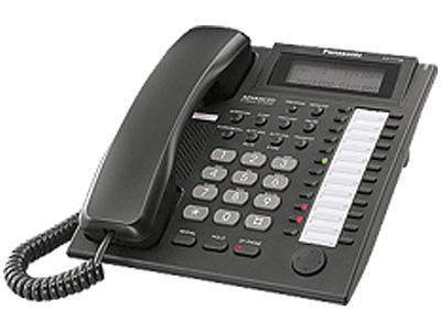 Системный телефон Панасоник KX-T7735RUB