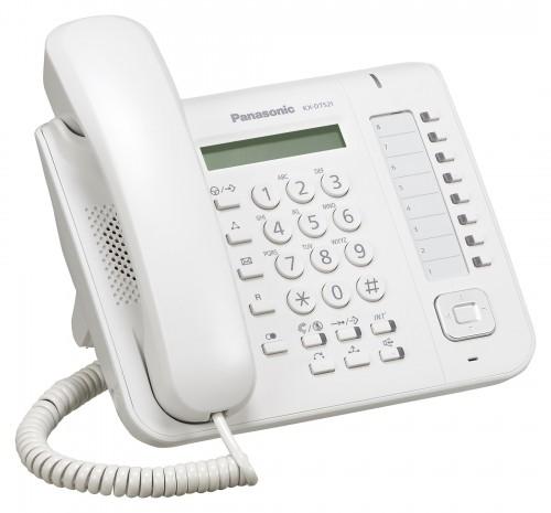 Цифровой системный телефон  Панасоник KX-DT521RUW