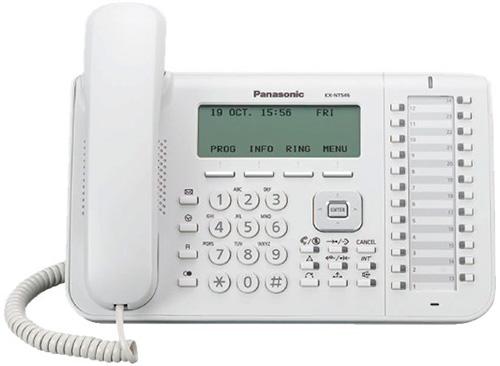 IP-системный телефон Панасоник KX-NT546RU