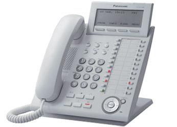 IP-Системный телефон Панасоник KX-NT346RU
