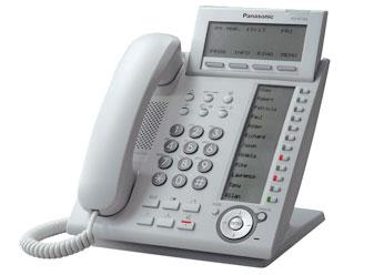 IP-Системный телефон  Панасоник KX-NT366RU