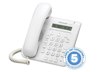 IP-Системный телефон  Панасоник KX-NT511ARUW