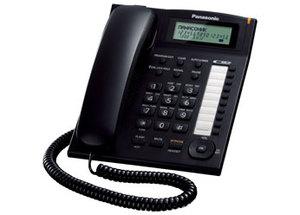 Телефон Панасоник KX-TS2388RUB (черный)