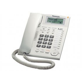 Телефон Панасоник KX-TS2388RUW (белый)