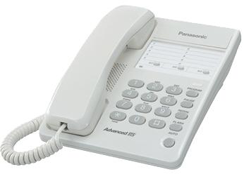 Телефон  Панасоник KX-TS2361RUW