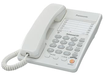 Телефон  Панасоник  KX-TS2363RUW