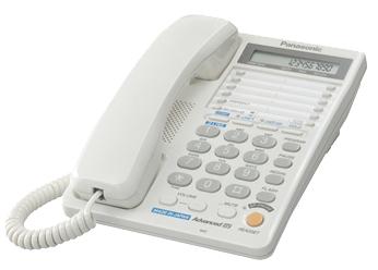 Телефон  Панасоник  KX-TS2368RUW