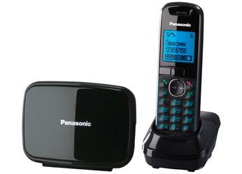 Радиотелефон DECT Панасоник KX-TG5581RUB (черный)