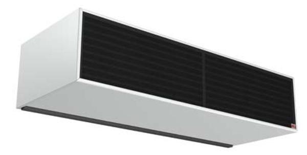 Электрическая тепловая завеса Frico AG5025WL