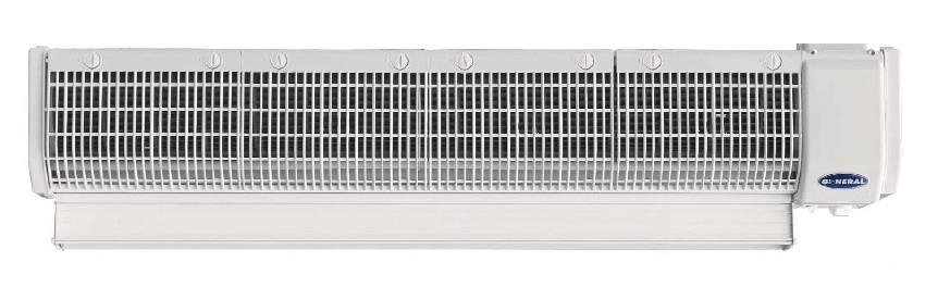 Электрическая тепловая завеса General Climate RM210W