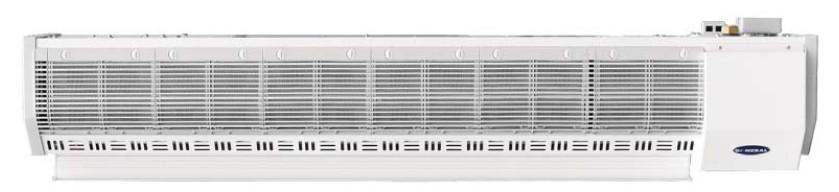 Электрическая тепловая завеса General Climate RM510W