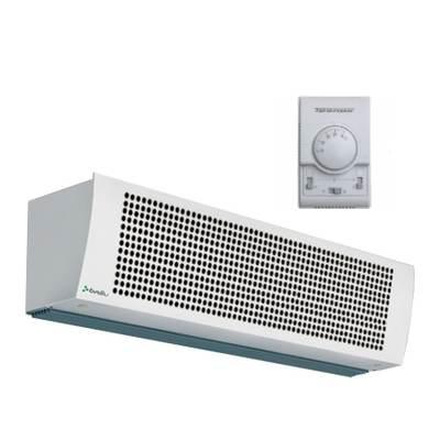 Электрическая тепловая завеса Ballu BHC-6.000TR