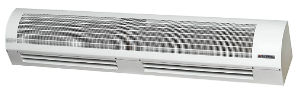 Электрическая тепловая завеса Тепломаш КЭВ-20П211W (217) W