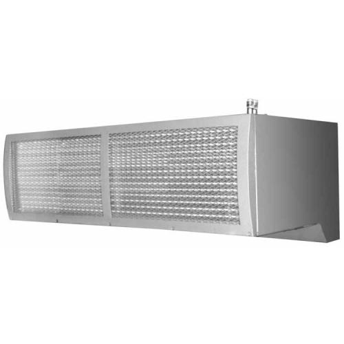 Электрическая тепловая завеса Тепломаш КЭВ-140П511W