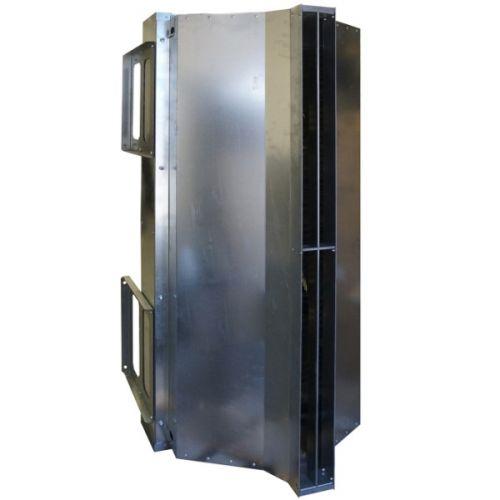 Электрическая тепловая завеса Тепломаш КЭВ-170П7011W