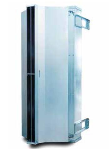 Электрическая тепловая завеса Тепломаш КЭВ-125П5051W