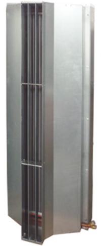 Электрическая тепловая завеса Тепломаш КЭВ-230П702W