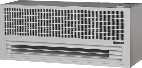 Электрическая тепловая завеса  Тепломаш  КЭВ-60П316W