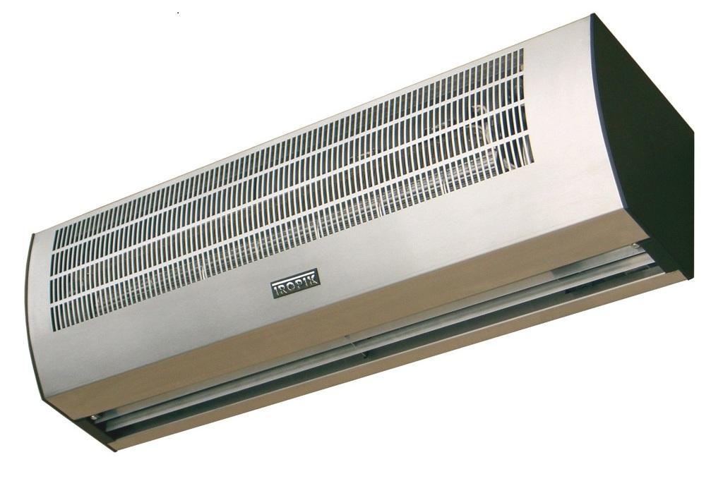 Электрическая тепловая завеса Тропик T109W10 techno