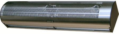 Электрическая тепловая завеса  Тропик М-3 Techno (нержавейка)