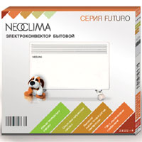 Конвектор  NEOCLIMA Futuro 1,0