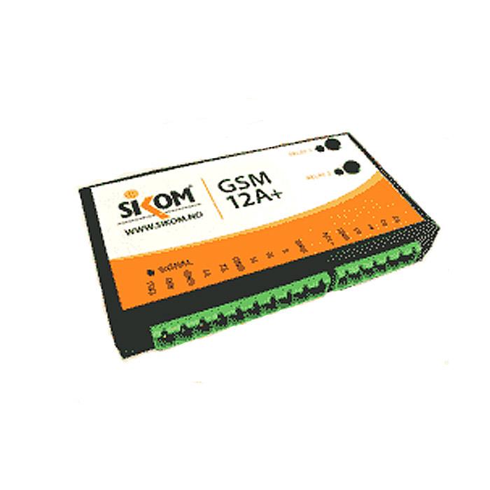 Система дистанционного управления NOBO SIKOM GSM