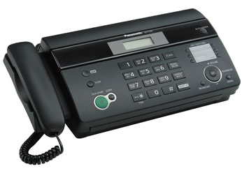 Купить Факс  Panasonic KX-FT982RUB