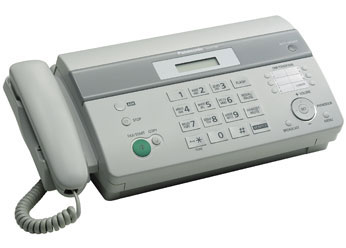 Купить Факс  Panasonic KX-FT982RUW