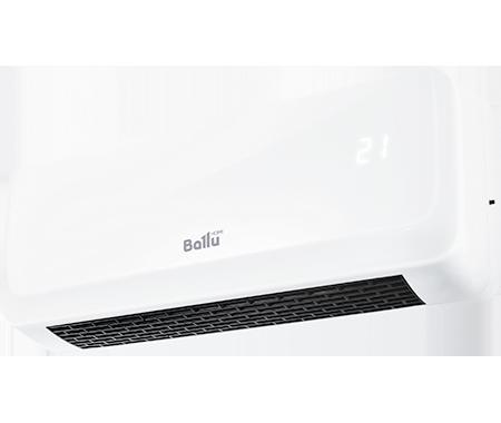 Электрический тепловентилятор Ballu BFH/W-201L