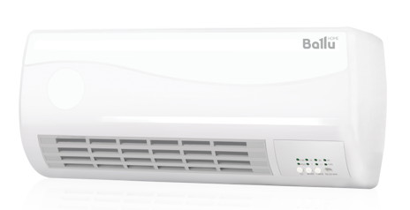 Электрический тепловентилятор Ballu BFH/W - 102W