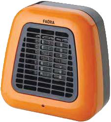 Электрический тепловентилятор FAURA PTC-02