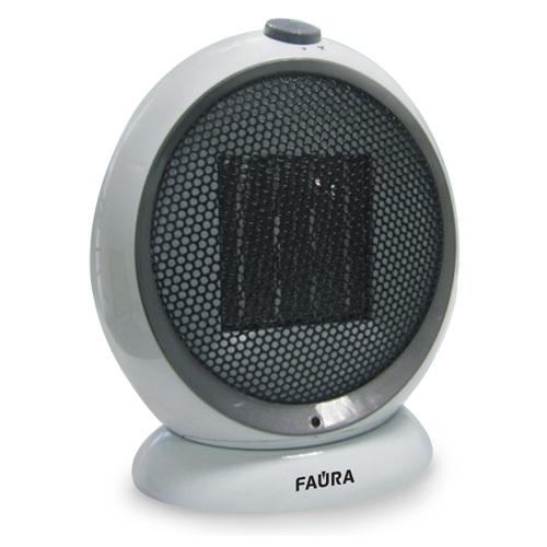 Электрический тепловентилятор FAURA PTC-20 silver