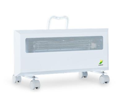 Электрический конвектор-тепловентилятор Loriot LHY 10/20