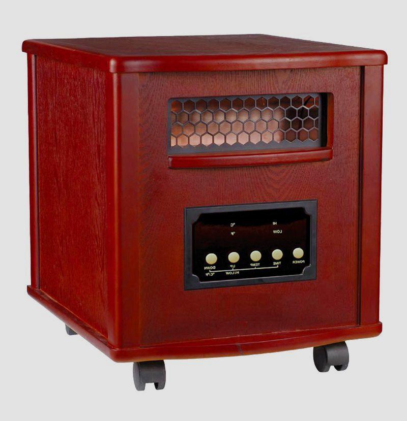 Купить Кабинетный инфракрасный обогреватель Neoclima  NC-WH-4 (темный дуб)