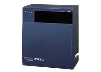 Офисная АТС Panasonic KX-TDA100DRP