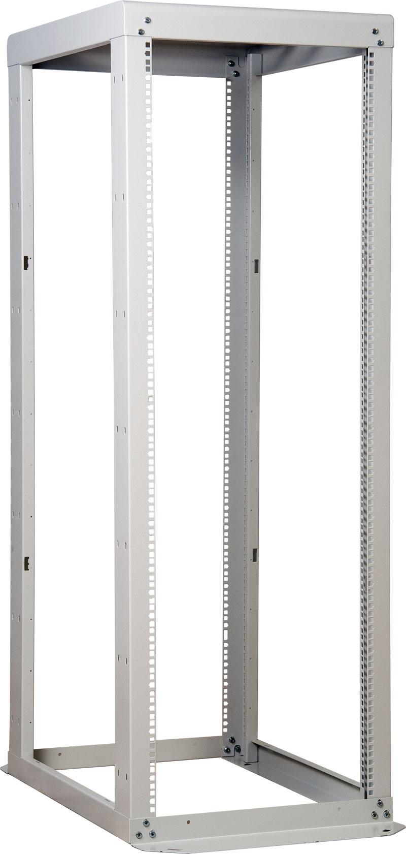 Стойка телекоммуникационная серверная двухрамная iCA Equipment 24U.750